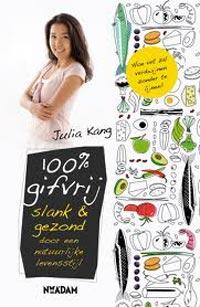 Boek 100% gifvrij van Julia Kang