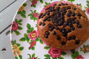 Recept chocolate chip muffins