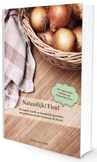 Boek Natuurlijk Eten van Irene van Gent